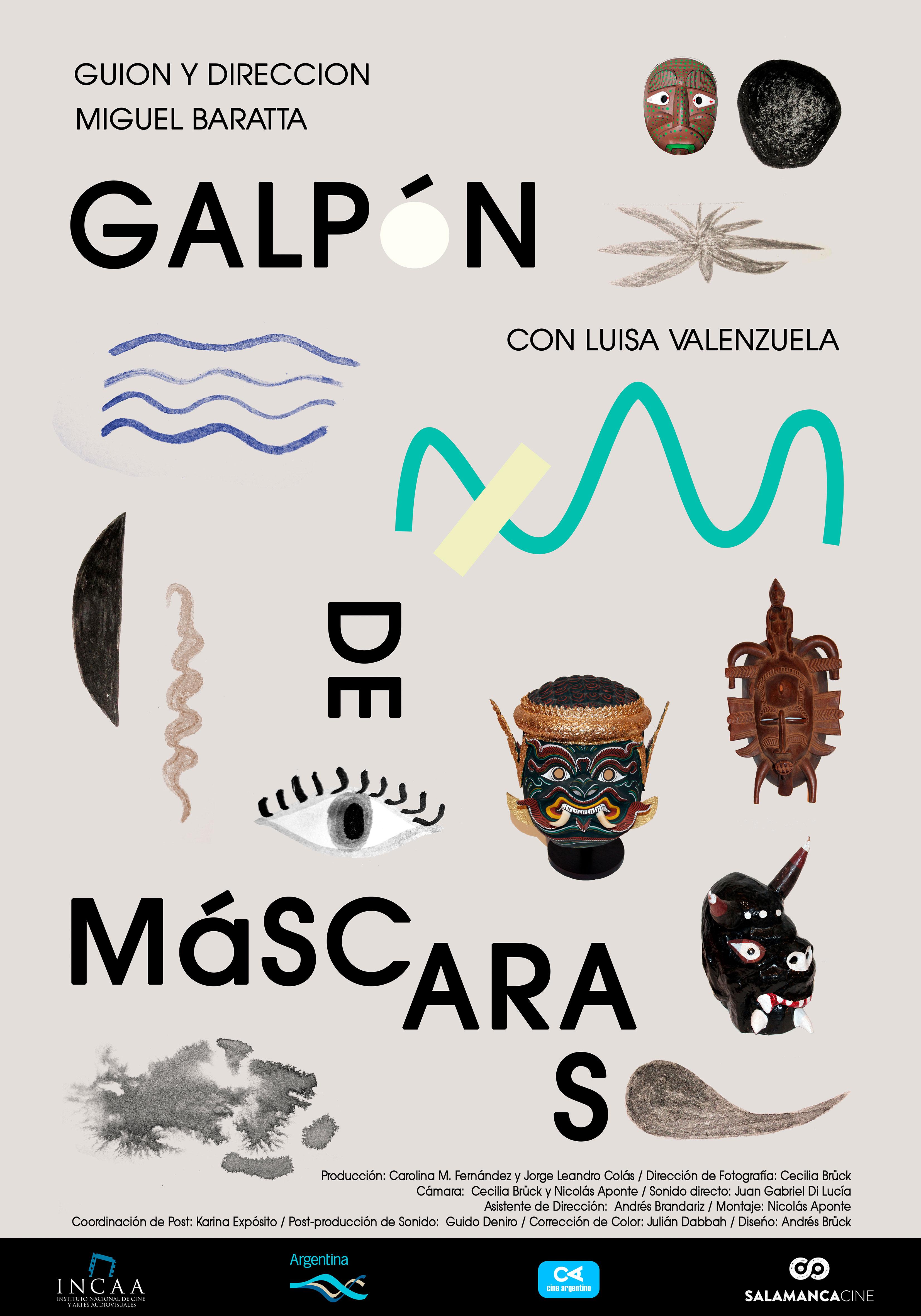 GALPÓN DE MÁSCARAS