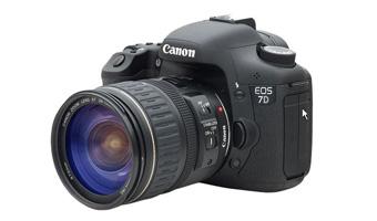 Cámara Canon Eos 7D