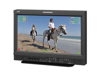 """Monitor JVC DT-E17L4G 17"""" HD LCD"""
