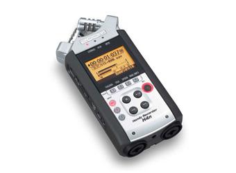 Grabadora ZOOM H4N Digital Stereo
