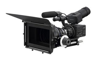 Cámara Sony NEX-FS100