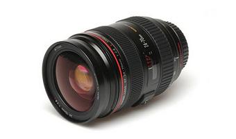Lente Canon EF 24-70 f/2.8 Serie L