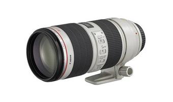 Lente Canon EF 70-200 f/2.8 Serie L